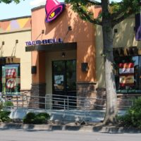 Taco Bell Restaurant Projects #2