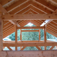 Timber Frame Residence Project #4
